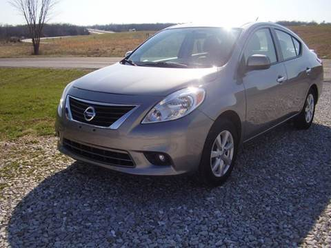 2013 Nissan Versa for sale in New Bloomfield, MO