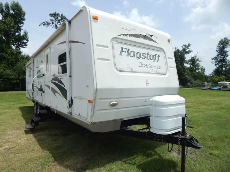 2008 Flagstaff M-831KRSS