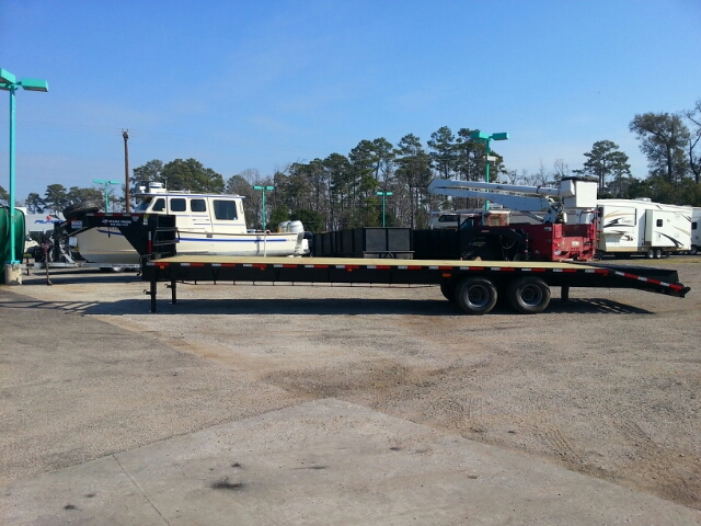 2014 Texas Pride 35' Flatbed