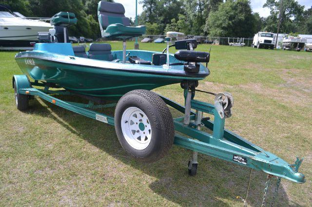 1994 Tidecraft V1600 Wildfire