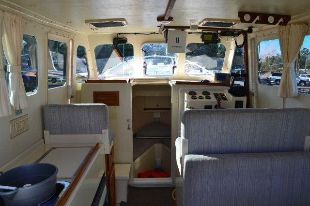 1998 Rosborough RF246 RF246 Trawler - Conroe TX