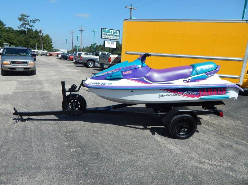 1996 yamaha wave venture 1100 jet ski in conroe tx park for Yamaha jet ski dealer