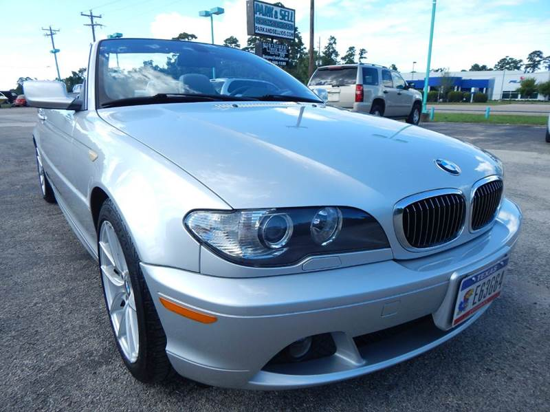 2005 bmw 3 series 330ci 2dr convertible in conroe tx. Black Bedroom Furniture Sets. Home Design Ideas