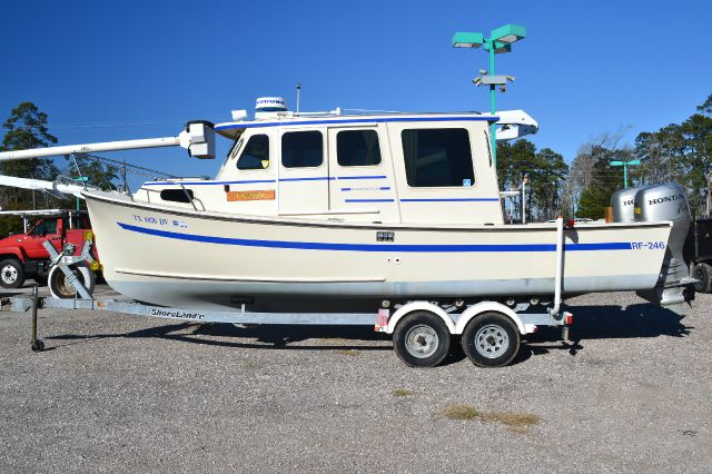 1998 Rosborough RF246 Trawler 25' - Conroe TX