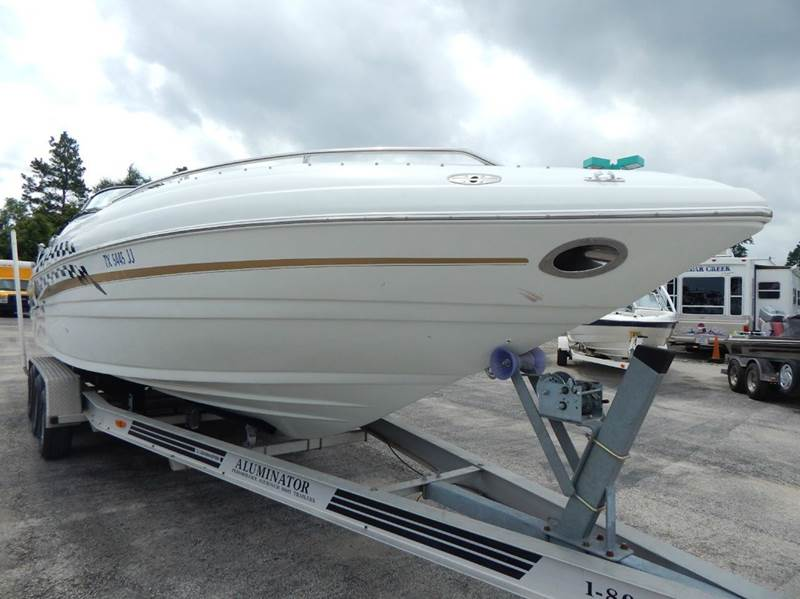 2000 Mariah Z302 Shabah Br Mid Cabin Open Bow In Conroe