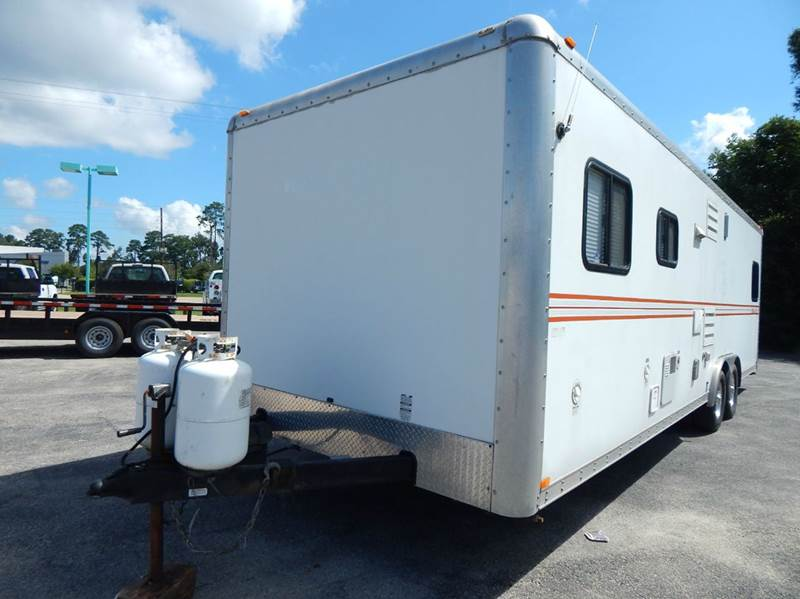 2006 Forest River 26 Work And Play Toy Hauler In Conroe