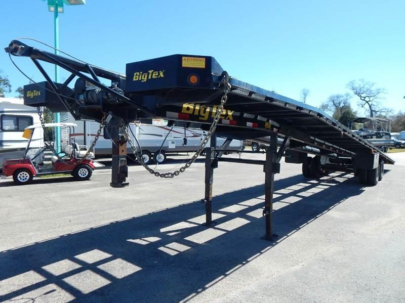 2014 Big Tex 20ac 51 51 Wedge Car Hauler In Conroe Tx