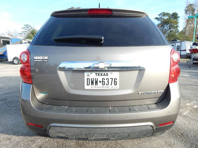 2012 chevrolet equinox ltz 4dr suv in conroe tx park and sell. Black Bedroom Furniture Sets. Home Design Ideas