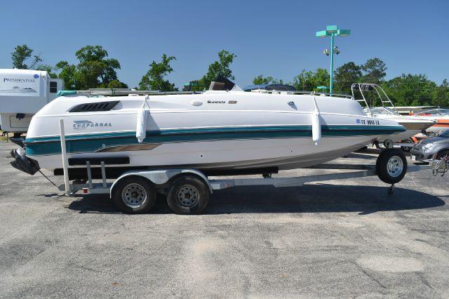 1994 chaparral sunesta 220 deck boat