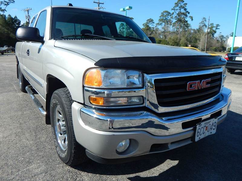 2005 gmc sierra 1500 sle 4dr extended cab 4wd sb in conroe tx park and sell. Black Bedroom Furniture Sets. Home Design Ideas
