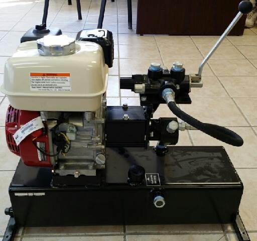 2015 Honda Hydraulic Pump System