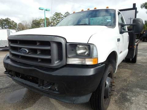 2003 Ford F-450 Super Duty