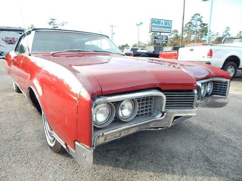 1967 Oldsmobile Ninety-Eight for sale in Conroe, TX