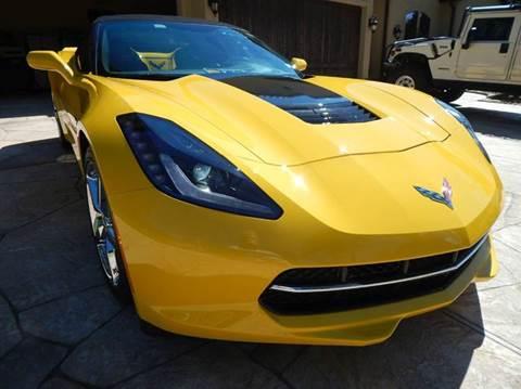 2014 Chevrolet Corvette
