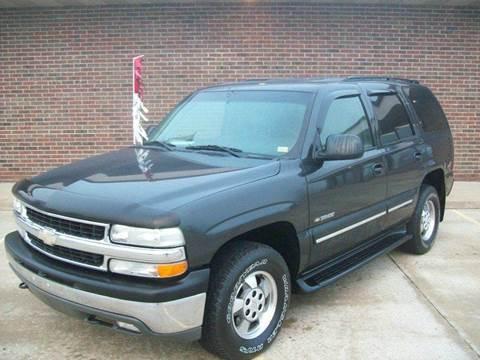 2003 Chevrolet Tahoe for sale in El Dorado Spg, MO