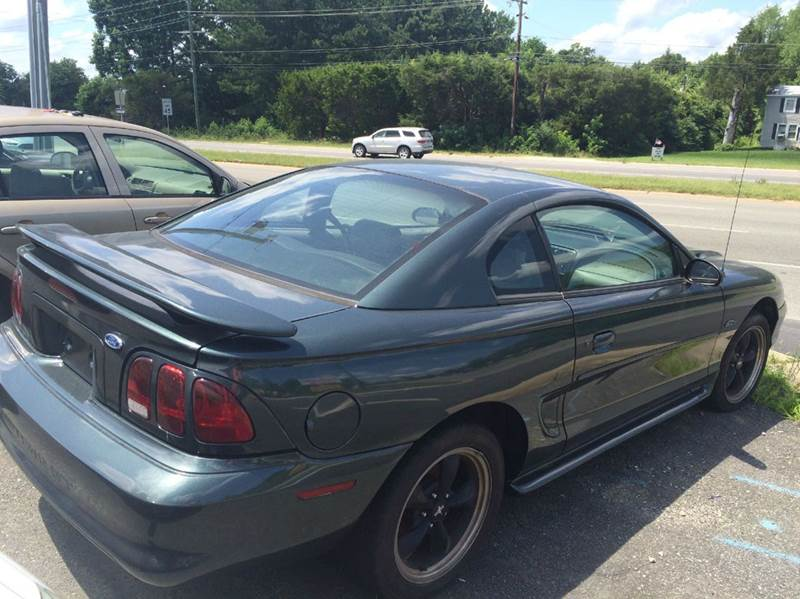 1998 Ford Mustang GT 2dr Coupe - Midlothian VA