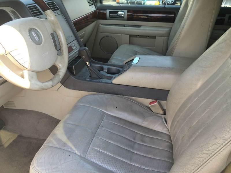 2004 Lincoln Navigator Luxury 4WD 4dr SUV - Midlothian VA