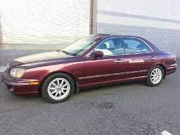 2001 Hyundai XG300