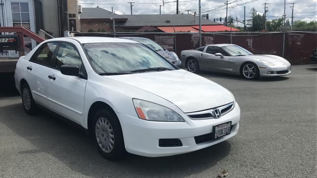 2007 Honda Accord Value Package 4dr Sedan (2.4L I4 5A) - Concord CA