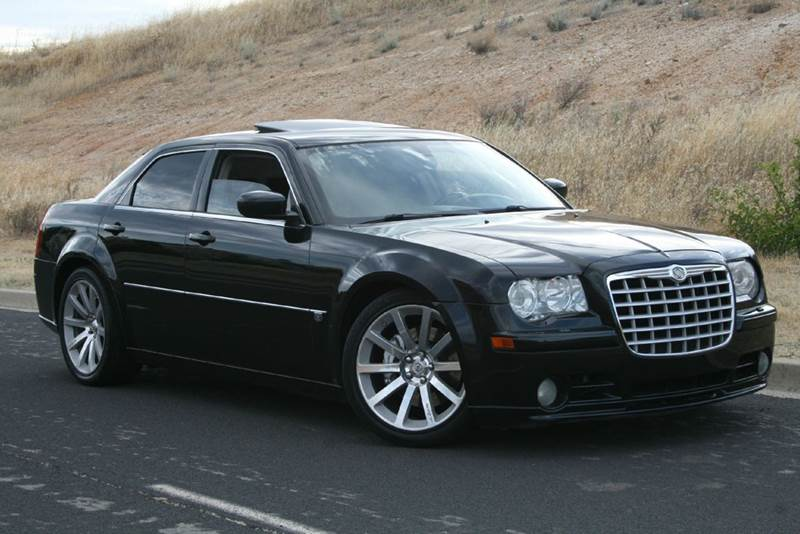 2006 chrysler 300 srt 8 4dr sedan in concord ca. Cars Review. Best American Auto & Cars Review