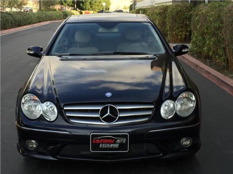 2009 Mercedes-Benz CLK