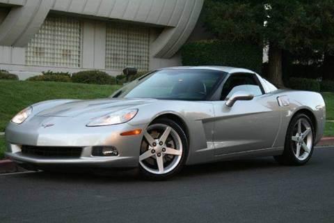 2007 Chevrolet Corvette For Sale Carsforsale Com