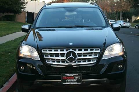 2010 Mercedes-Benz M-Class