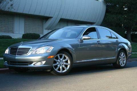 2007 Mercedes-Benz S-Class for sale in Concord, CA
