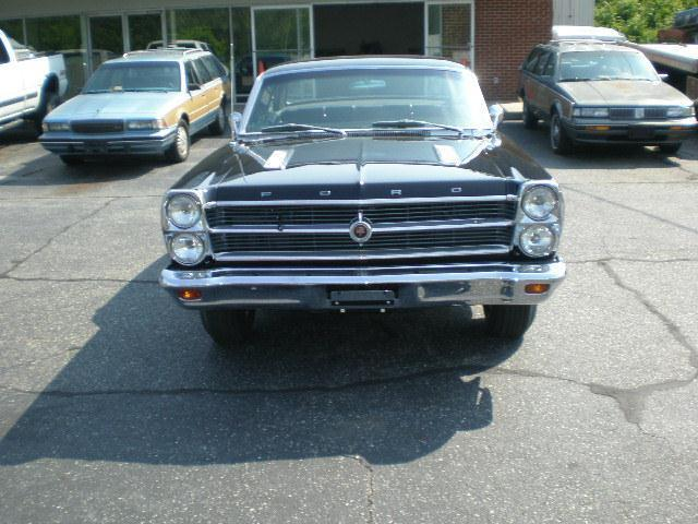 1966 Ford Fairlane GTA - Martinsville VA