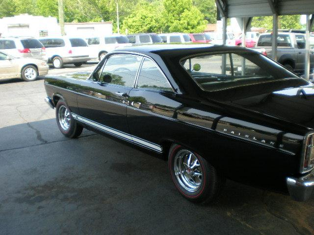 1966 Ford Fairlane GTA - Martinsville VA