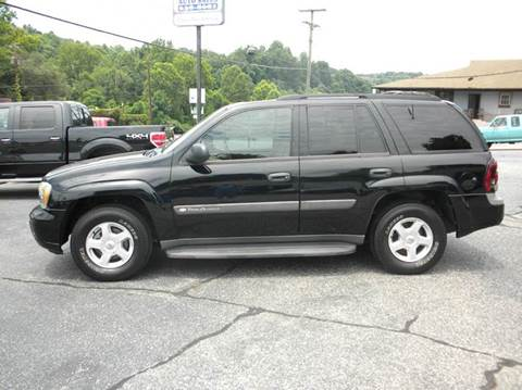2003 Chevrolet TrailBlazer for sale in Martinsville, VA
