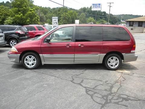 2002 Ford Windstar for sale in Martinsville, VA