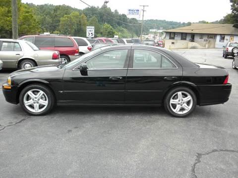 2001 Lincoln LS for sale in Martinsville, VA