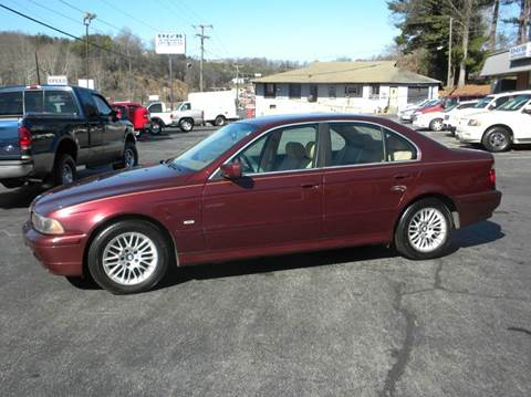 2001 BMW 5 Series for sale in Martinsville, VA