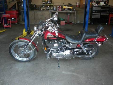 1999 Harley-Davidson DYNA WIDE GLIDE for sale in Martinsville, VA