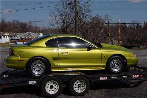 1995 Ford Mustang for sale in Martinsville, VA