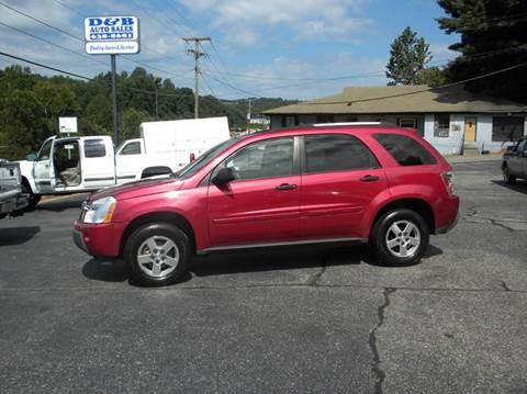2005 Chevrolet Equinox for sale in Martinsville, VA
