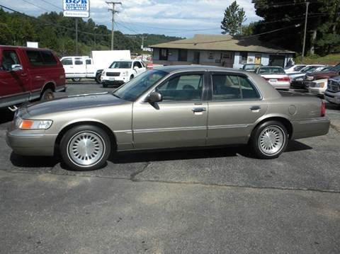 2002 Mercury Grand Marquis for sale in Martinsville, VA