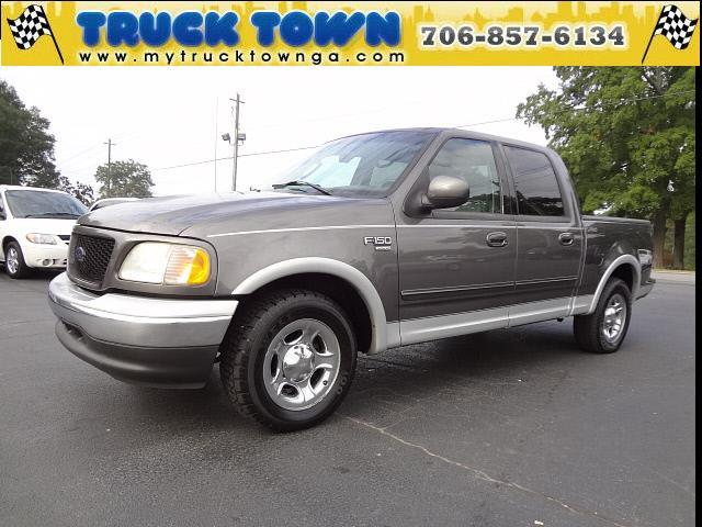 2003 Ford F-150 for sale in SUMMERVILLE GA