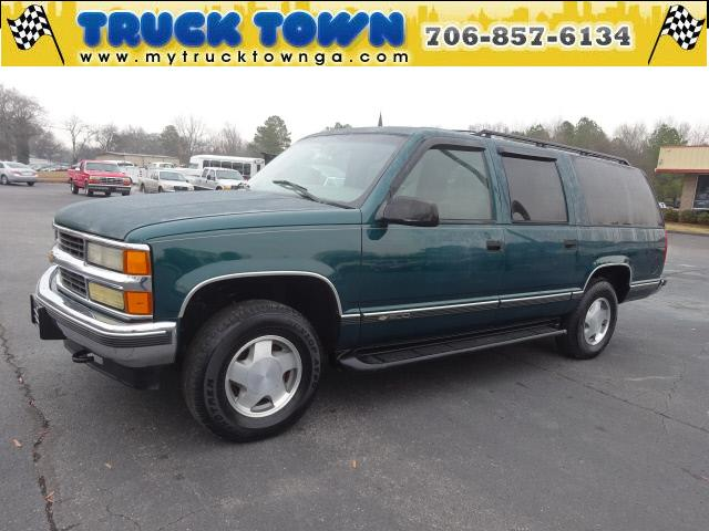 1997 chevrolet suburban for sale in summerville ga. Black Bedroom Furniture Sets. Home Design Ideas