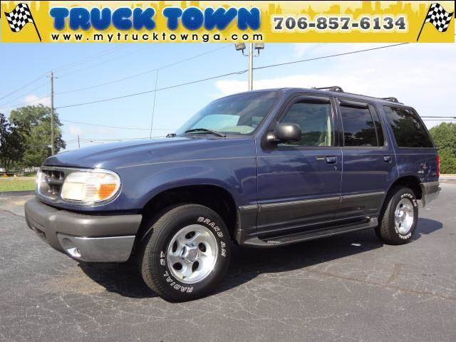 2001 Ford Explorer for sale in SUMMERVILLE GA