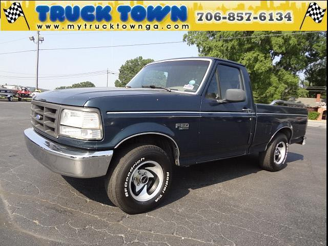 1995 Ford F-150 for sale in SUMMERVILLE GA
