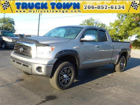 2008 Toyota Tundra for sale in Summerville, GA