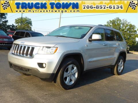 2011 Jeep Grand Cherokee For Sale in Summerville GA