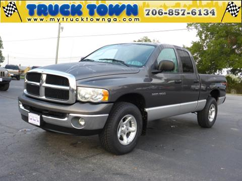 2003 Dodge Ram Pickup 1500 for sale in Summerville, GA