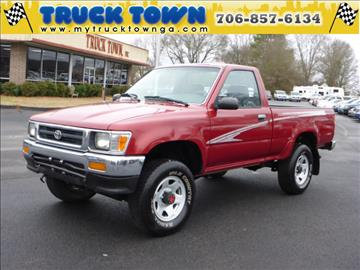 1994 Toyota Pickup for sale in Summerville, GA