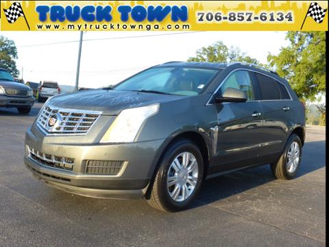 2013 Cadillac SRX for sale in Summerville, GA