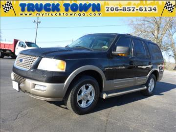 vehicle details used ford expedition eddie bauer rome