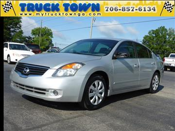 2007 Nissan Altima for sale in Summerville, GA