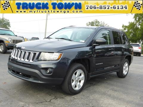 2014 Jeep Compass for sale in Summerville, GA